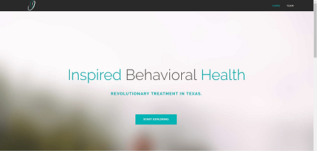 Inspired Behavioral Health - Web Design Project By Voyage